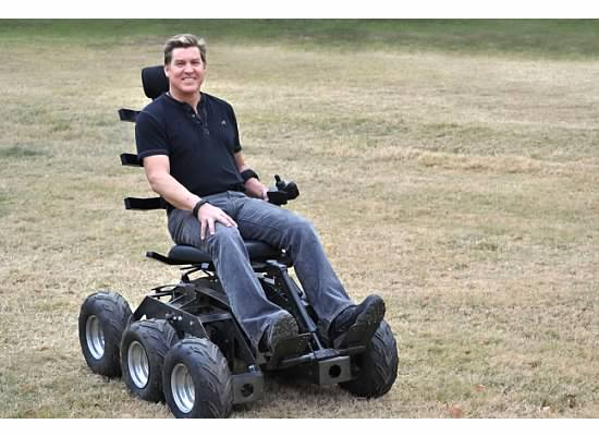 6 wheel drive all terrain mobility scooters
