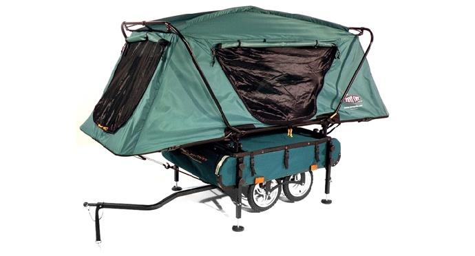 Bushtrekka trailer