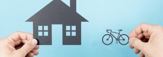 cycle insurance vs home insurance