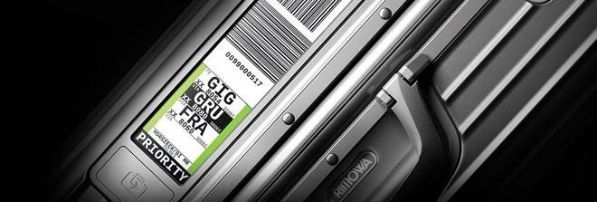 electronic luggage tag