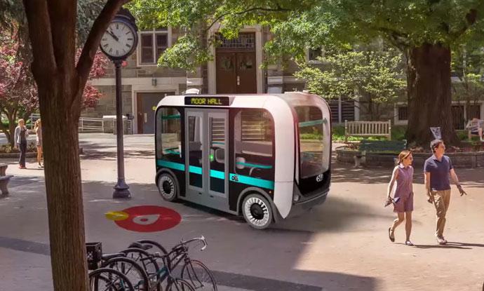 olli future bus technology