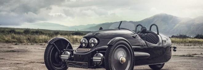 Morgan electric car