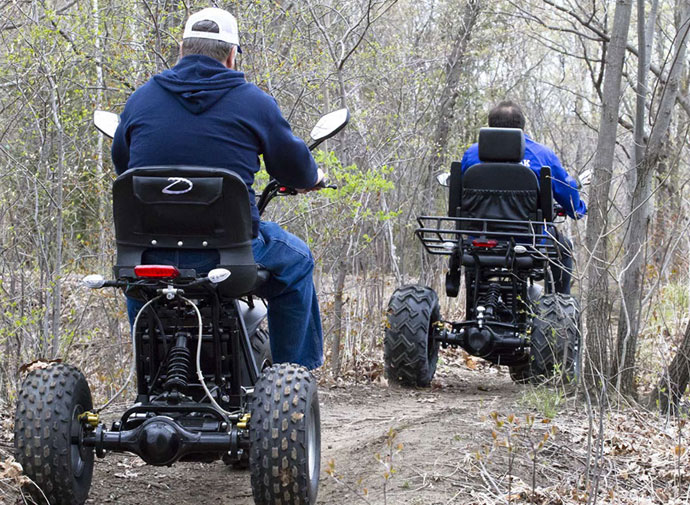 off-road mobility scooter