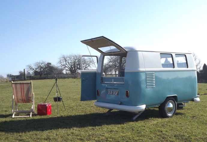 dub box, caravan, vw camper, ETA travel insurance, holidays, airstream,
